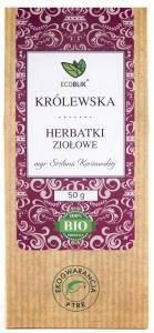 EcoBlik Herbatka Królewska EKO 50 g