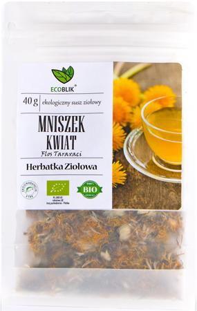 EcoBlik Mniszek Kwiat EKO 40 g