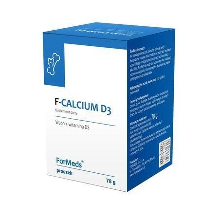 ForMeds F-Calcium D3 78 g proszek