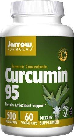 Jarrow Formulas Curcumin 95 (Kurkumina) 500 mg 60 kapsułek