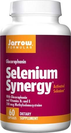 Jarrow Formulas Selenium Synergy 60 kapsułek