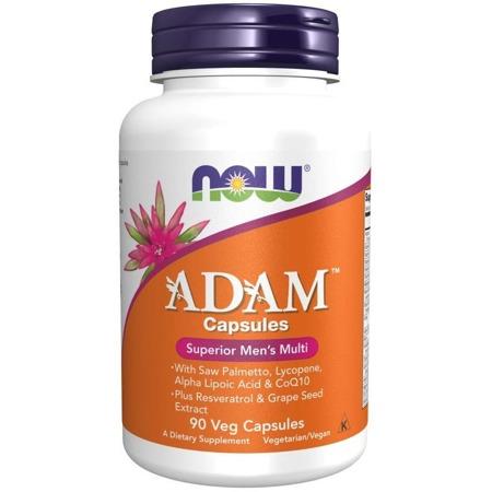 Now Foods Adam Capsules (Multiwitamina i Minerały) 90 kapsułek