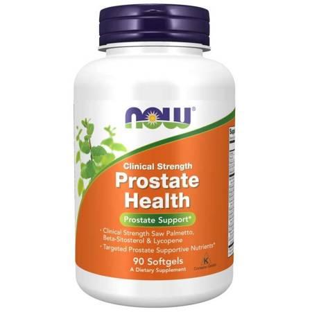 Now Foods Clinical Health Prostate 90 kapsułek