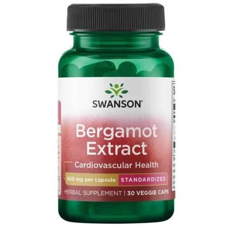 Swanson Bergamot Extract 30 kapsułek