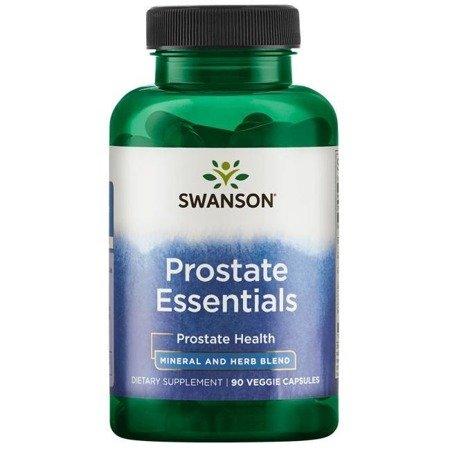 Swanson Prostate Essentials 90 kapsułek